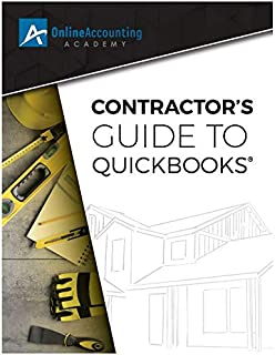 Contractor's Guide to QuickBooks