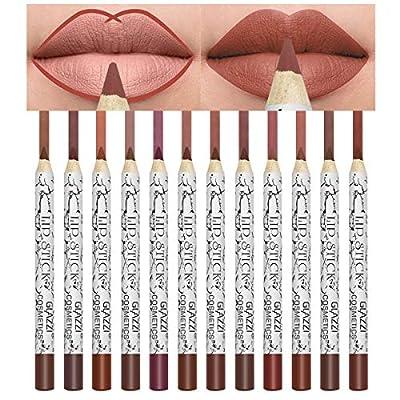 Lip Liner Pencil Set