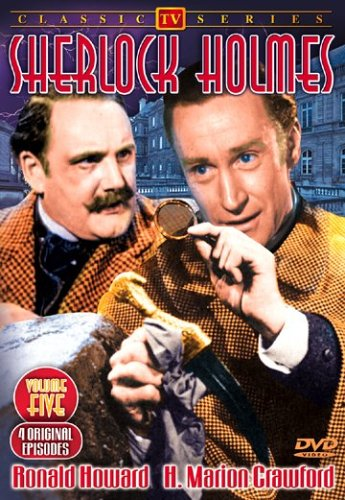 Sherlock Holmes - Volume Five [RC 1]