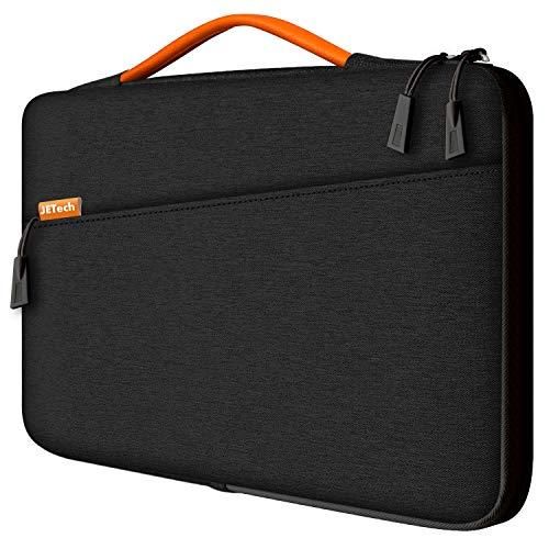 JETech Hülle für 13,3 Zoll Tablet, Laptop Schutzhülle Sleeve, Tragbare Handgriff wasserdichte MacBook Tasche, Kompatibel mit 13