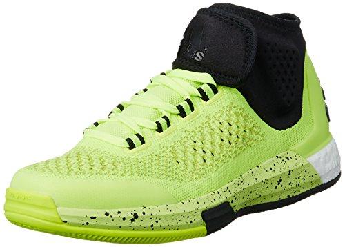 adidas Unisex 2015 Crazylight Boost Primekni Sneaker, Gelb/Schwarz/Weiß, 49 1/3 EU