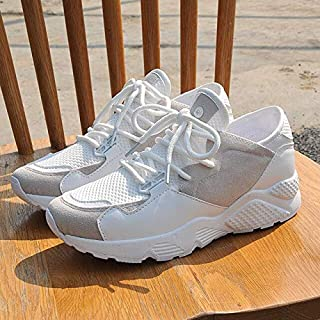 BEESCLOVER Spring Summer Light Men Women Running Shoes Mesh Sneakers Non - Slip Sports Shoes Outdoor Camping with Comfortable Jogging Shoes