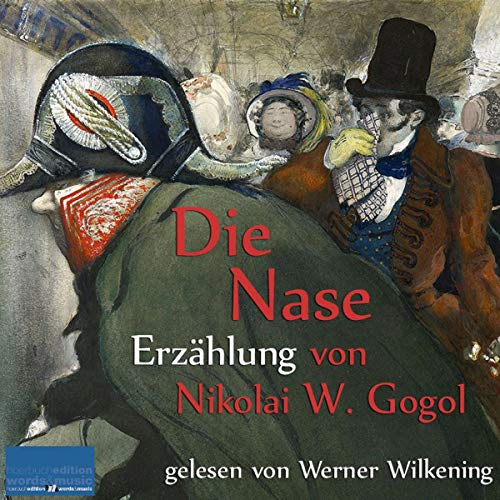 Die Nase cover art