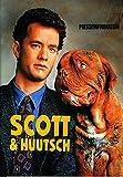 Scott + Huutsch - Tom Hanks - Mare Winningham - Presseheft + 6 Pressefotos