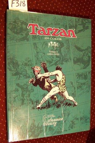 TARZAN 01 (1931-1932): 001