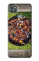 JP3758M9P 裏庭バーベキューバーベキューパーティー Backyard BBQ Barbeque Party Motorola Moto G9 Power ケース