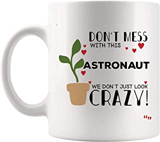 Proud Astronaut Mug Coffee Cup | Astronauts Gift | Spacewoman Spaceman cosmonaut T-Shirt - Universe Gifts