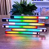 Salangae Music Atmosphere Rhythm Light,Control de Sonido Pickup Rhythm Light RGB Colorido Tubo LED Lámpara de Ahorro de Energía Música Atmósfera Luz