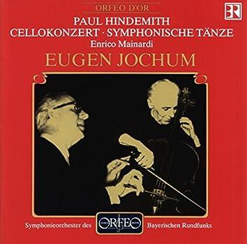Hindemith: Cello Concerto & Symphonische Tänze