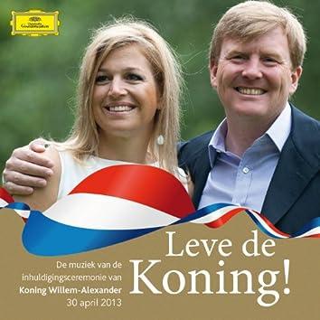 Leve de koning! De muziek van de inhuldigingsceremonie van Koning Willem-Alexander