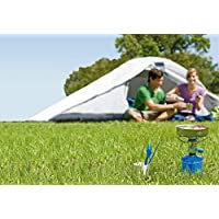 Campingaz Bleuet Micro Plus Stove, Gas cooker for camping or festivals, easy handling