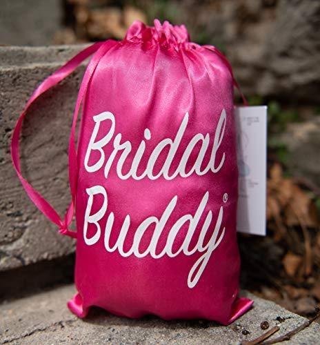 Bridal Buddy – Wedding Gown Underskirt – Elastic Waist – As Seen on Shark Tank