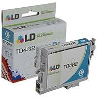 LD Epsonリサイクル品t048インクカート。:ブラック&シアン、マゼンタ、イエロー、ライトシアン、ライトマゼンタ