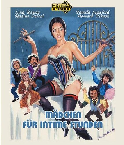 Mädchen für intime Stunden - Ungekürzte Fassung [Blu-ray]