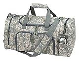 ImpecGear ACU Sports Duffels Bag Camouflage Duffle,Tactical Gear, Military Bag (CAMO - 21')