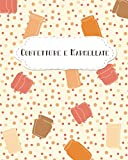 Confetture e marmellate: Quaderno per scrivere le mie ricette