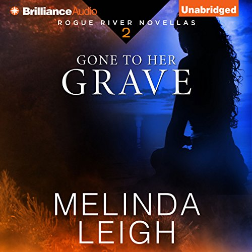 Gone to Her Grave audiobook cover art