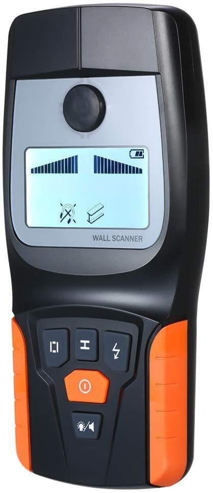 ZKS-KS supreme Stud Finder New Free Shipping Sensor Wall Scanner E in 4 1 Multifunctional