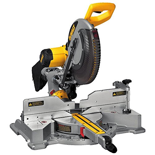 DEWALT 12-Inch Sliding Compound Miter Saw (DWS709)