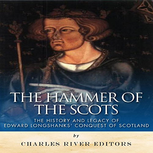 The Hammer of the Scots audiobook cover art