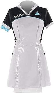 Detroit Become Human Kara Uniform Dress Halloween Cosplay Costumes