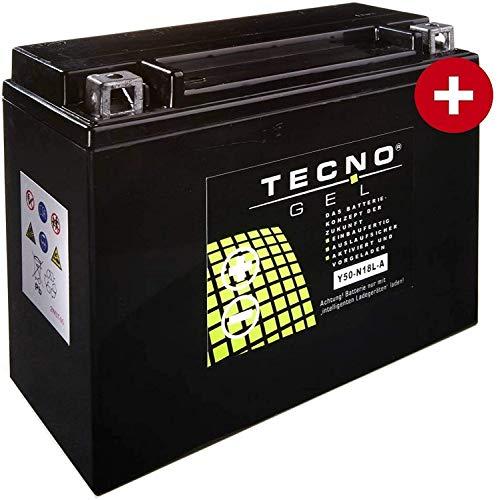 Tecno Y50-N18L-A Gel Batterie GL 1500 SE Goldwing 1991-2000