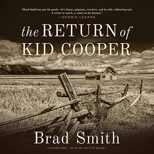 The Return of Kid Cooper cover art