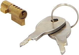 color amarillo Neilsen ct3123/Universal caja de cerradura para caballo remolques de enganche de seguridad acoplamiento//caravana accesorios para bola de remolque