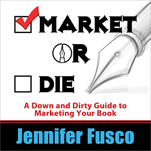Market or Die audiobook cover art