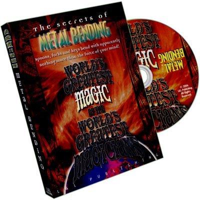 L&L Publishing Metal Bending (World's Greatest Magic) – DVD