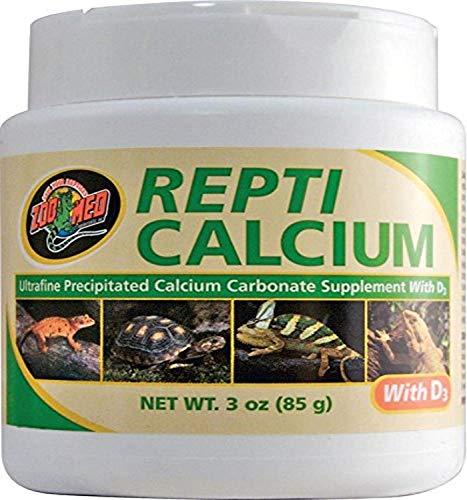 Zoomed A34-3E Repti Calcium mit D3, 85 g