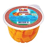 ALL NATURAL: Dive into the refreshing taste of Diced Peach fruit pieces in 100% natural white grape and lemon juice . ZERO ADDITIVES: With NO ADDED SUGAR, ARTIFICIAL COLOR OR FLAVOR DOLE No Added Sugar Diced Peaches are a rich source of Vitamin C. NO...