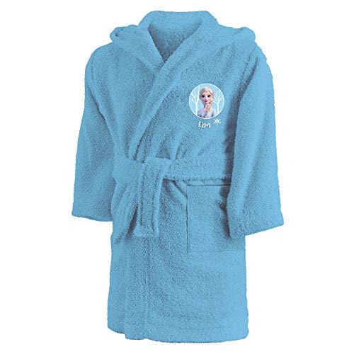 Disney Albornoz Infantil, Color Azul, 6/8 años