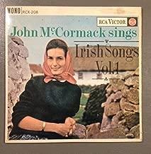 Sings Irish Songs Vol.1