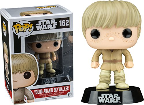Funko - Figurine Star Wars - Young Anakin Exclu Pop 10cm - 0889698115230