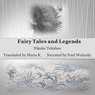 Fairy Tales and Legends audiobook cover art
