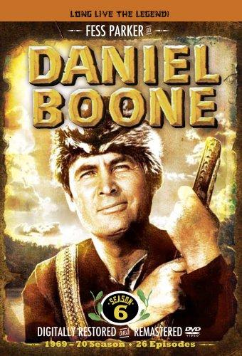daniel boone season - 8