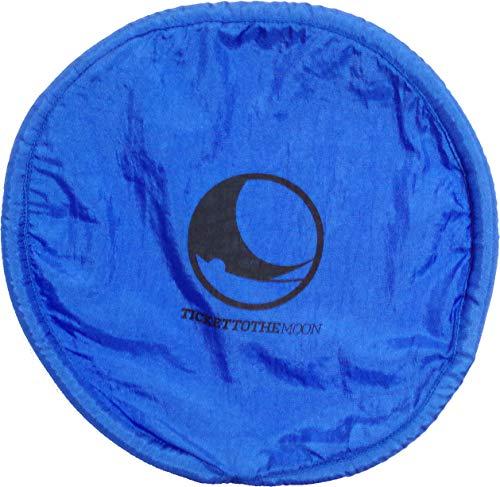 チケットトゥザムーン エコ フライングディスク ticket to the moon eco flying disc (ブルー)