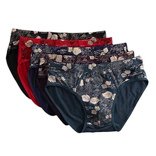 Timogee Premium Essential 5 Pack - Slip Boxers Hombre