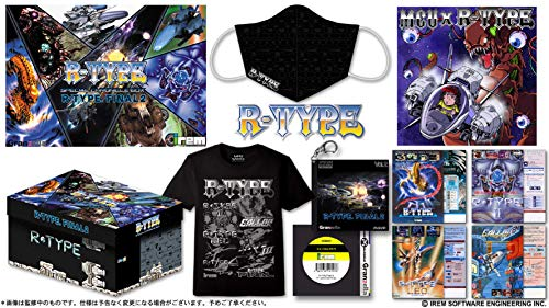 【Amazon.co.jp限定】R-TYPE FINAL 2 限定版 +Special Chronicle Boxセット - PS4 (【Amazon.co.jp限定特典】アイテム企画中 同梱)