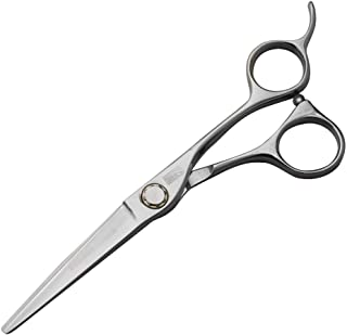 Professional Barber 440C High-Grade Stainless Steel, Stylist Special Flat Scissors + Tooth Scissors Set Scissors (Color : ...