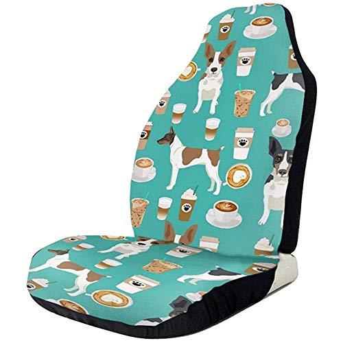 Stoelhoezen voor auto raad terrier café hond hondenras dieren geschenken honden stoelhoezen voorstoelhoezen universele hoezen hoezen