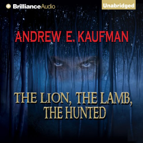 The Lion, The Lamb, The Hunted cover art