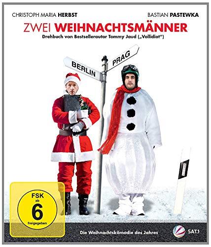 Zwei Weihnachtsmänner [Blu-ray]