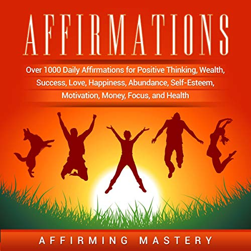 Affirmations self for esteem positive daily Affirmations for