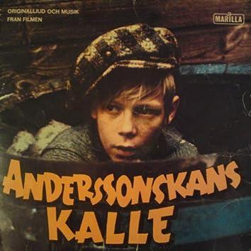 Anderssonskans Kalle - Filmmusik