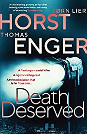 Death Deserved (Alexander Blix Book 1)