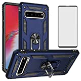 Phone Case for Samsung Galaxy S10 5G with Tempered Glass