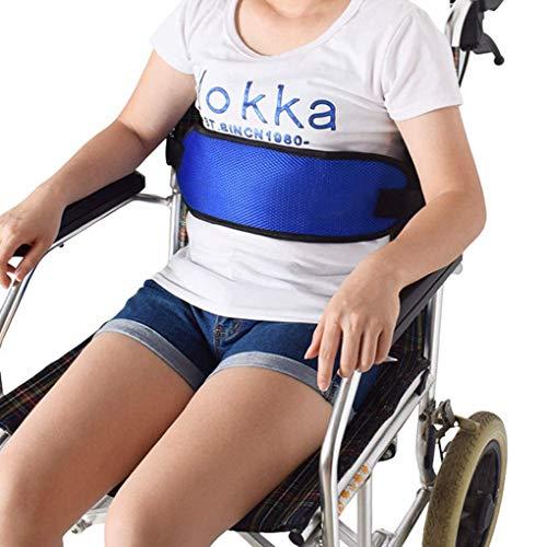 Rollstuhl-Restraints Straps Sicherheitsgurt Sicherheitsgurt Stuhl Waist Beckengurt Rollstühle Sicherheit Positionierung Strap Für Ältere Patienten Cares
