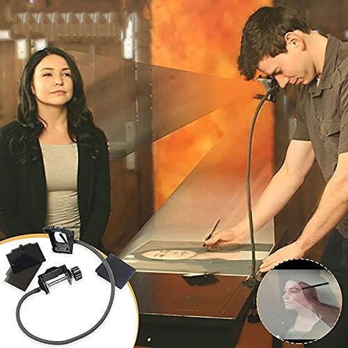 Fkxczn Lucy Herramienta de Dibujo con proyector de Fotos, Herramienta de Dibujo,...